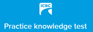 ICBC practice knowledge test
